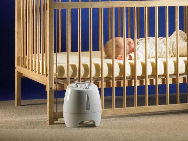 5 Claves del uso de humidificadores para el cuidado de bebés menores de un año