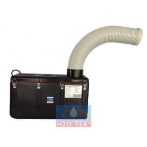 Humidificador nebulizador ultrasonico