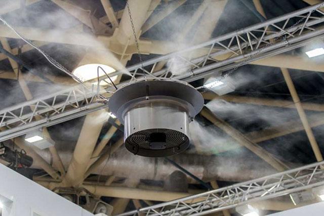 Impacto de los humidificadores en la productividad industrial