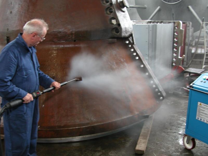 Nebulizador industrial para sanitización y desinfección de áreas laborales con contaminación química – 1ra. Parte