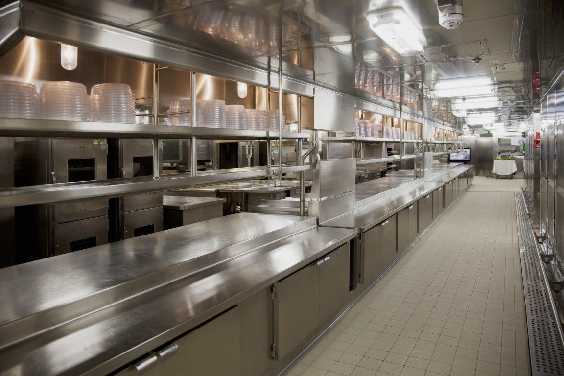humidificador industrial para cocinas industriales