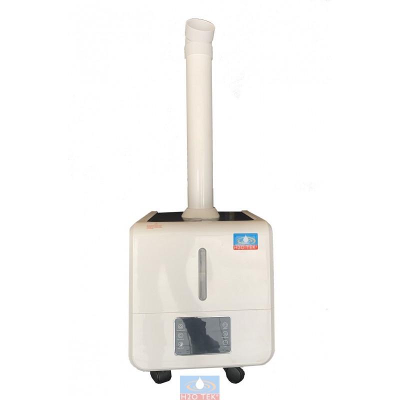 Humidificador-nebulizador ultrasónico portátil 120v marca H2OTEK