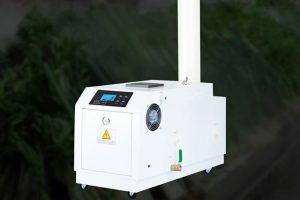 Soluciones de alta eficiencia en climatización con humidificadores industriales y enfriamiento por evaporación